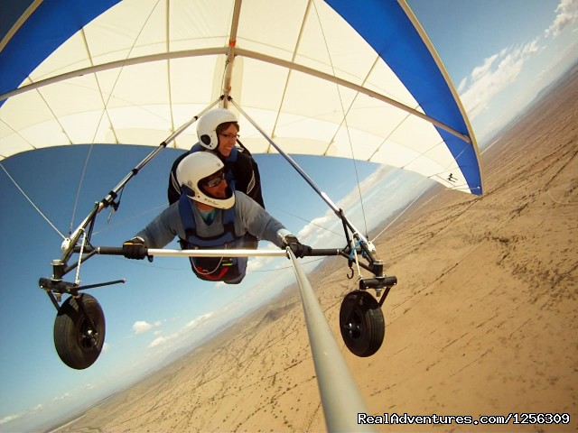 Sonora Wings Arizona Tandem Hang Gliding Flights