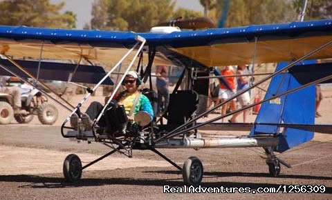 DragonFly (#5 of 8) - Sonora Wings Arizona Tandem Hang Gliding Flights