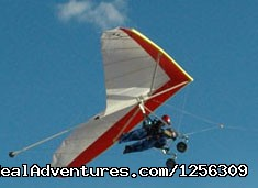 Winter Blues - Sonora Wings Arizona Tandem Hang Gliding Flights