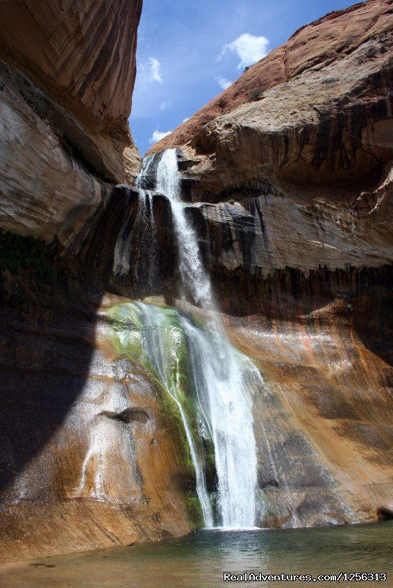 Lower Calf Creek Falls, Escalante National Monument | Image #2/12 | Four Season Guides