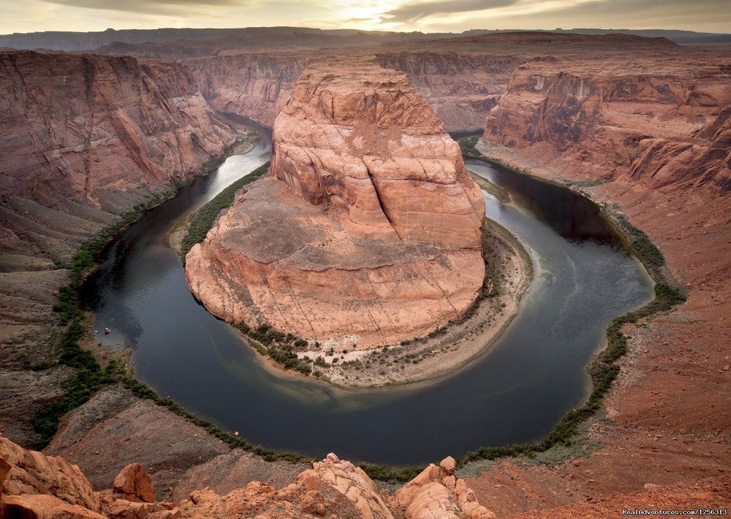 Horseshoe Bend, Glen Canyon | Image #7/12 | Four Season Guides