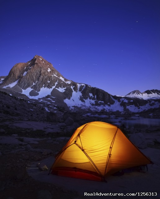 Camping in Yosemite - Four Season Guides