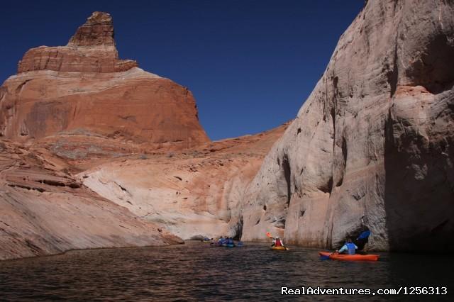 Kayaking Lake Powell (#12 of 13) - Four Season Guides