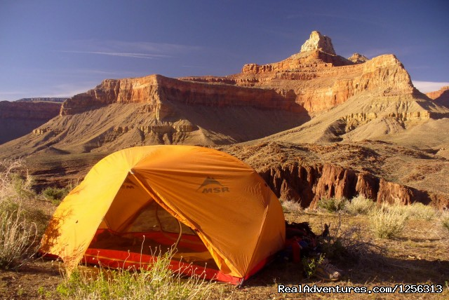 Camping in Grand Canyon - Four Season Guides