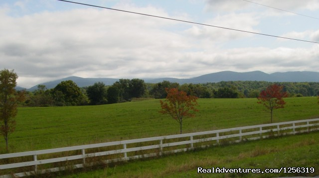 Excellent views for cyclists (#3 of 7) - Inn to Inn - Country Inns Along the Trail