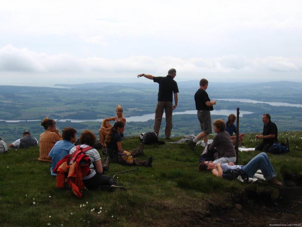 Guided Tour on the Wicklow Mountains | Image #3/8 | Tailor-Made Hiking Tours of Ireland