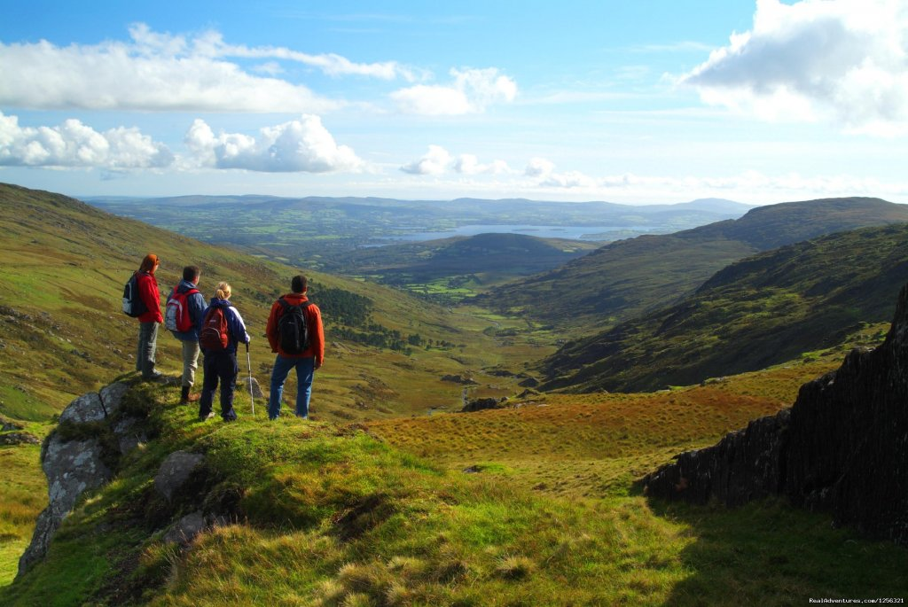 Lakes of Kerry Self-Guided HikingTour | Image #1/8 | Abbey, Ireland | Hiking & Trekking | Tailor-Made Hiking Tours of Ireland