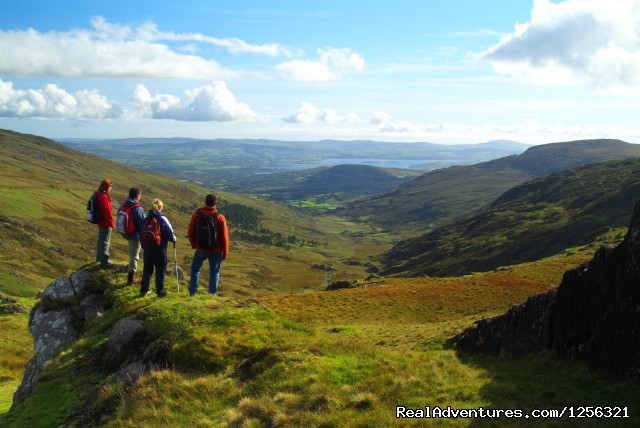 Tailor-Made Hiking Tours of Ireland