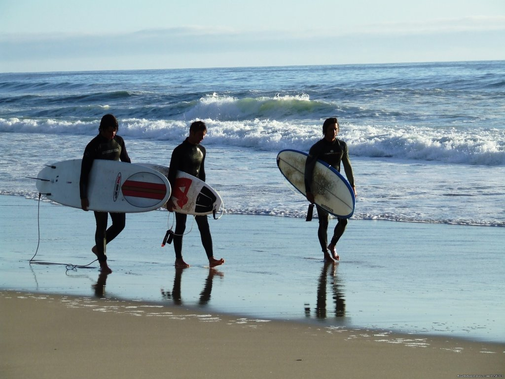 Surf rental | Image #2/8 | Surf camp in the north of Portugal.