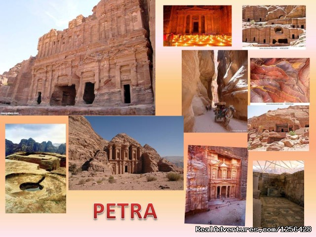Petra (#16 of 25) - Jordan Memory Tours