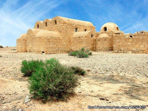 Qusayr Amra Desert Castles (#23 of 25) - Jordan Memory Tours