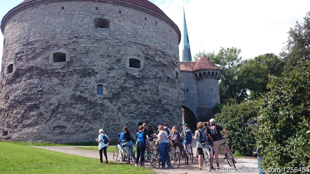 Fat Margaret Cannon Tower | Image #6/11 | Welcome to Tallinn Bicycle Tour