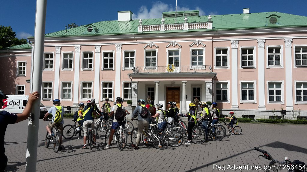 Presidental Palace | Image #10/11 | Welcome to Tallinn Bicycle Tour