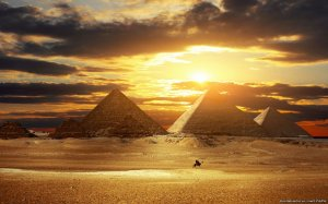 Day trip to Cairo Pyramids from Hurghada by plane Cairo, Egypt Sight-Seeing Tours
