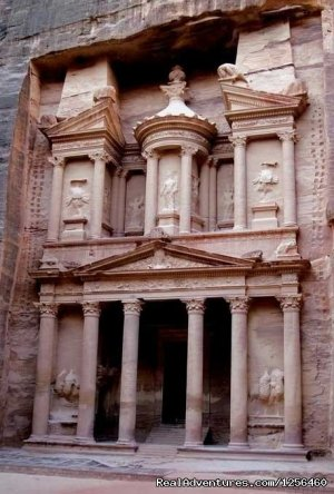 Trip To Petra From Eilat (2 Days)(Leaves Daily) Petra , Jordan Sight-Seeing Tours