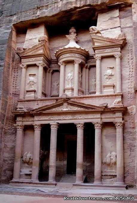 Trip To Petra From Eilat (2 Days)(Leaves Daily)