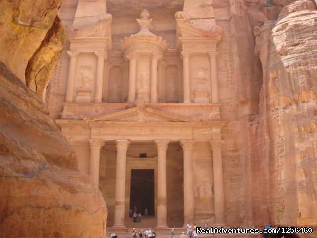 daily tour to Petra  - Trip To Petra From Eilat (2 Days)(Leaves Daily)