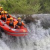 4m high waterfall - Ogarov Buk