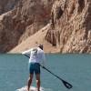 Stand up Paddle - lower Zrmanja 2