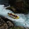 Rafting on River Zrmanja