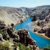 Croatia's best activity and adventure zone Croatian Grand Canyon