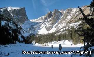 Colorado Wilderness Snowshoeing