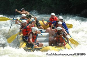 North Country Rivers - Maine Outdoor Adventures Bingham, Maine Rafting Trips