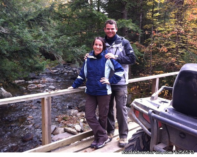 Guided ATV Tours in Maine (#7 of 26) - North Country Rivers - Maine Outdoor Adventures