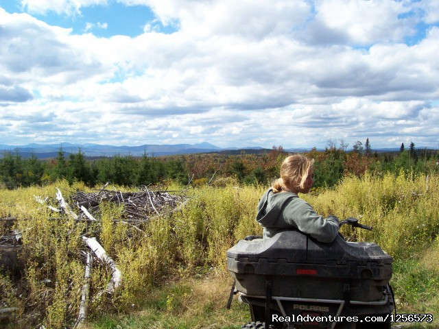 Maine ATV Tours - North Country Rivers - North Country Rivers - Maine Outdoor Adventures