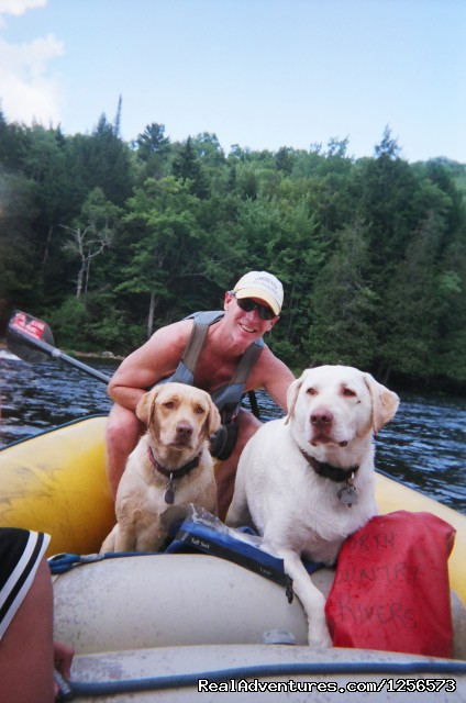 Daily Maine Raft Trips - North Country Rivers - Maine Outdoor Adventures