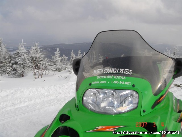 Snowmobile Maine (#15 of 26) - North Country Rivers - Maine Outdoor Adventures