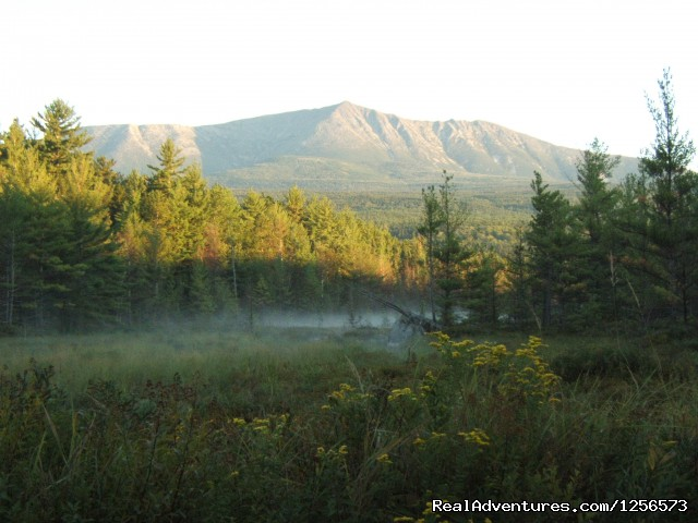 Mt Kathadin - Baxter State Park, Maine - North Country Rivers - Maine Outdoor Adventures
