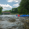 Saco Canoe Rental Company Tubing North Conway, New Hampshire