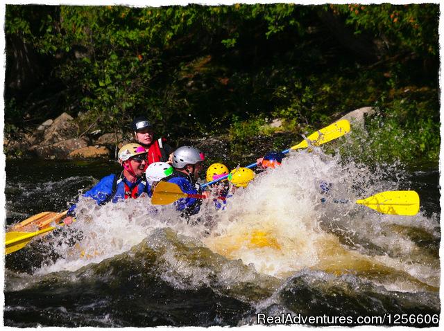 North Woods Rafting (#3 of 6) - North Woods Rafting