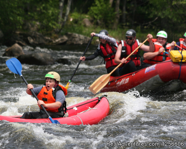 North Woods Rafting (#5 of 6) - North Woods Rafting