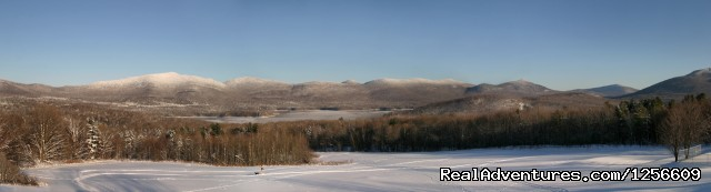 Winter View (#11 of 23) - The Mountain Top Inn & Resort
