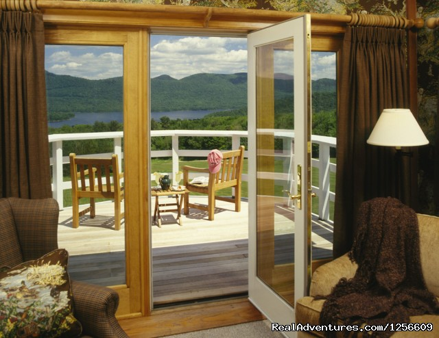 Luxury Room - The Mountain Top Inn & Resort