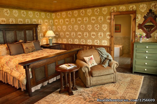 High Meadow Suite - The Mountain Top Inn & Resort