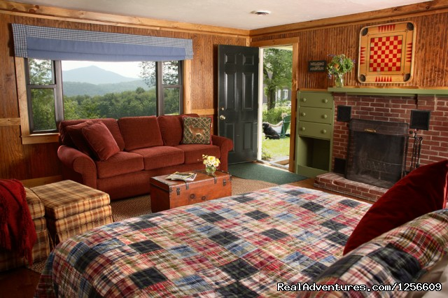 Pet Friendly Cabin - The Mountain Top Inn & Resort