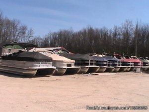 Fish & Hunt Shop Boat, ATV, Snowmobile Rentals Curtis, Michigan Snowmobiling