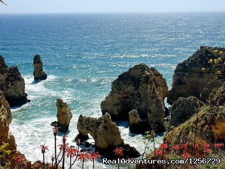 - Portugal Hike: The Algarve Limestone Cliffs