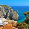 Portugal Hike: The Algarve Limestone Cliffs Hiking & Trekking Portugal