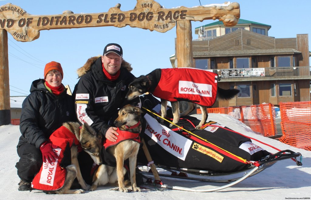 2012 Iditarod Finishers | Image #8/10 | Nature's Kennel Sled Dog Racing and Adventures