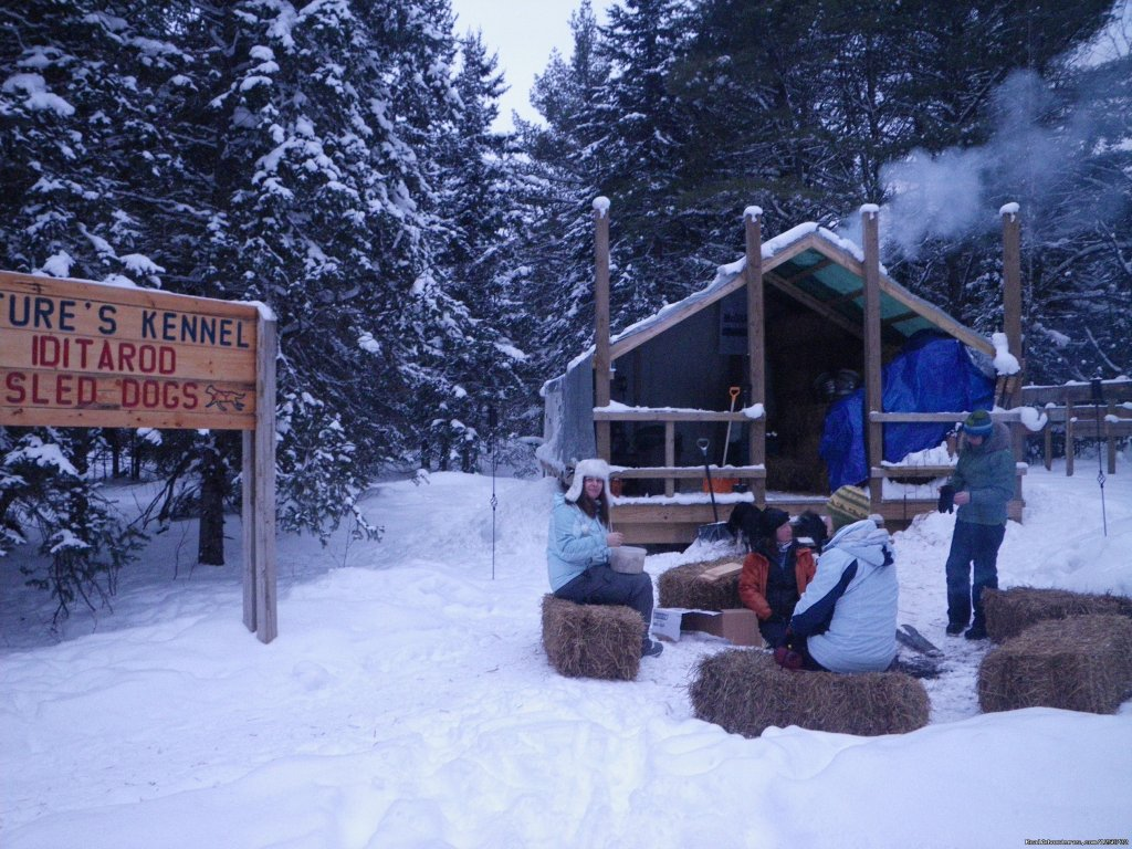Winter Camp | Image #9/10 | Nature's Kennel Sled Dog Racing and Adventures