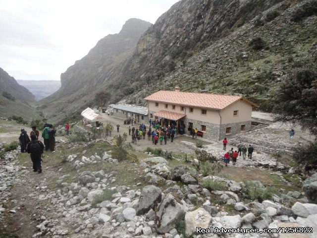 Mountain huts valle Llaca (#4 of 4) - Treks Peru
