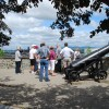 The Grand walking tour on the Ramparts