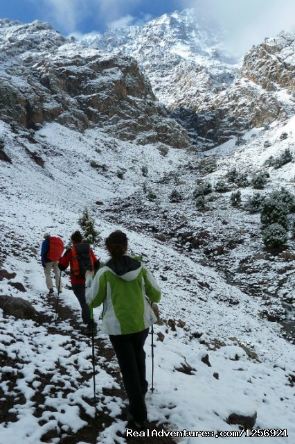 Special trips,guided walking holidays tours Marrakech, Morocco Hiking & Trekking