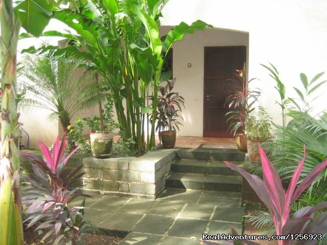 Front door - Nicaragua - Playa El Coco - On the Beach - SJDS