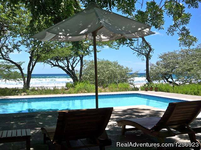 Nicaragua - Playa El Coco - On the Beach - SJDS: Pool - just steps to the beach