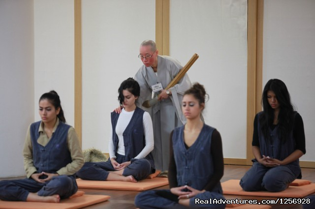Seon Meditation - International Seon Center